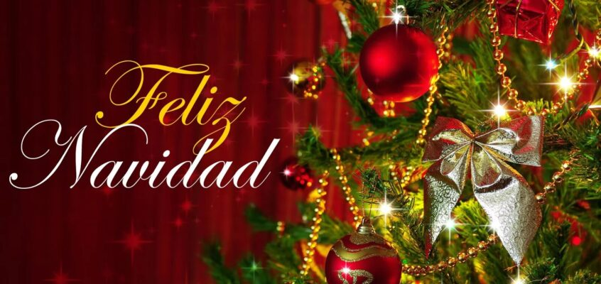 El Equipo de Autocentro Poílogono os desea Feliz Navidad!!!
